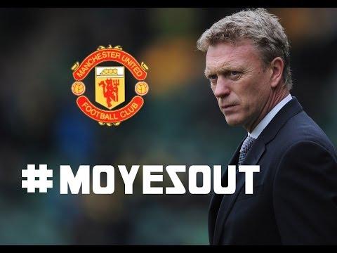 Liga Inggris  - Resmi! Manchester United Pecat David Moyes