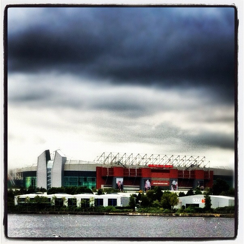 man utd storm clouds