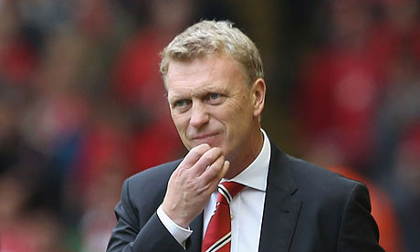 David Moyes confused