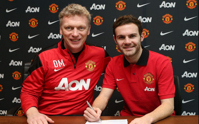 mata and moyes