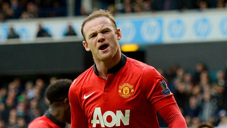 Wayne Rooney - leader