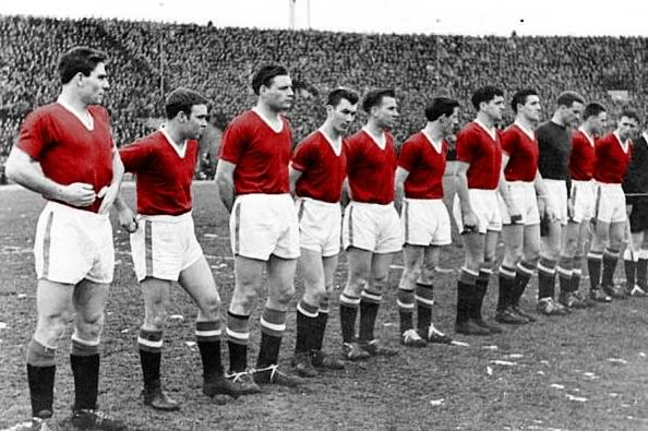 Busby Babes Flowers of Manchester