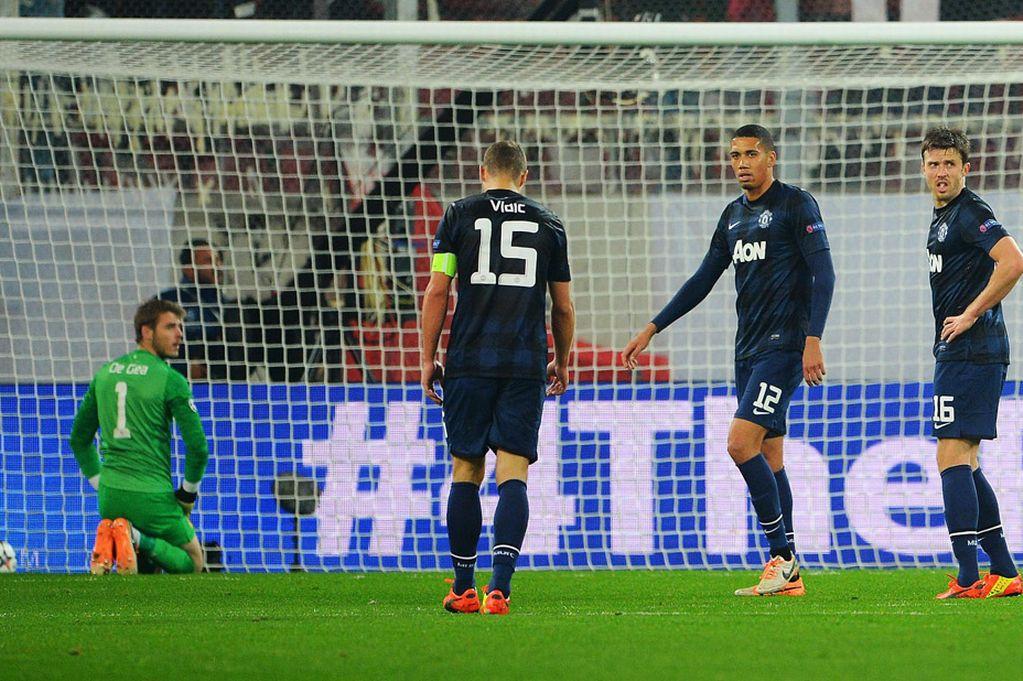Olympiakos 2-0 Man Utd