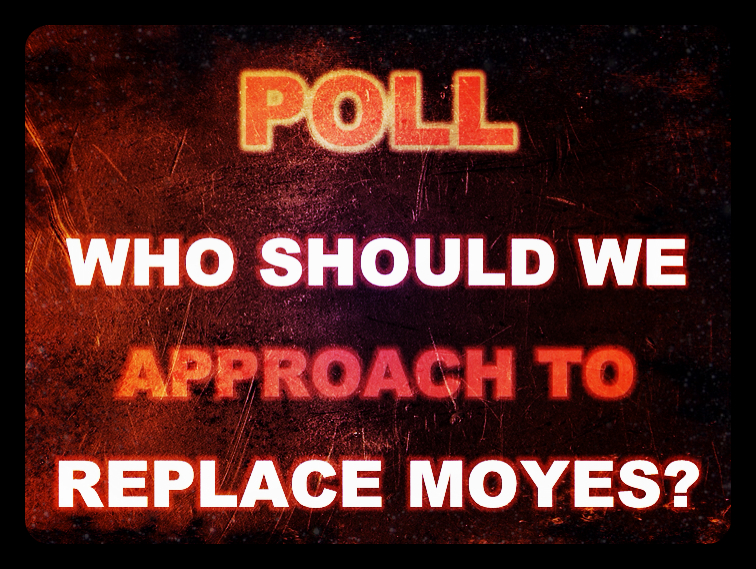 Next United Manager Poll