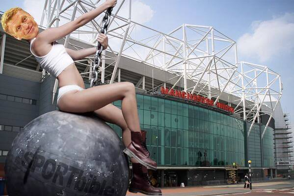 moyes - wrecking ball