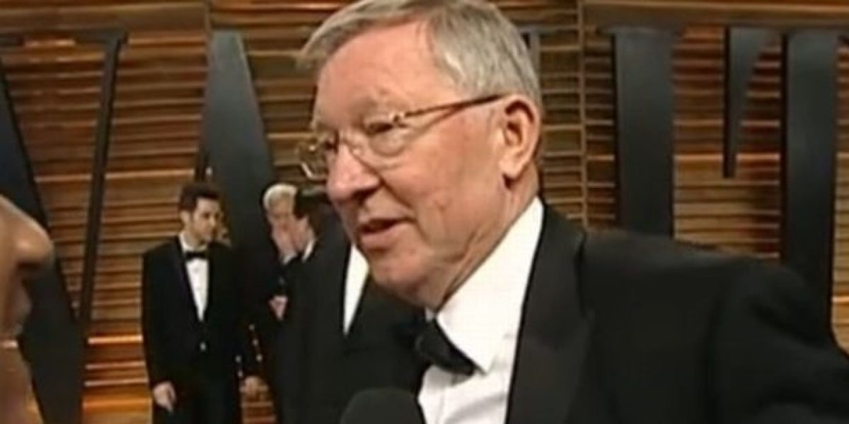 Sir Alex Oscars