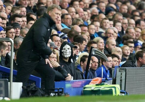 Moyes grim reaper at Goodison Park