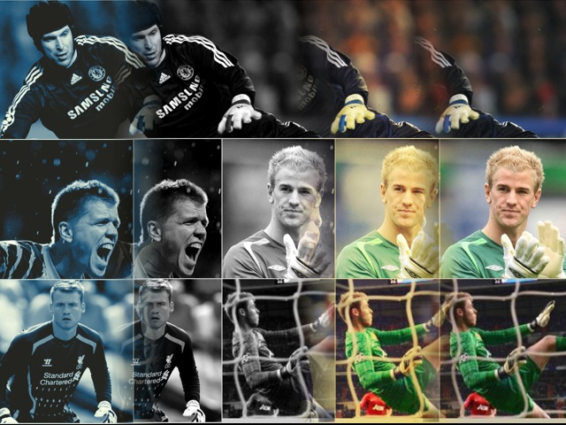 best premier league goalkeepers 2013/14