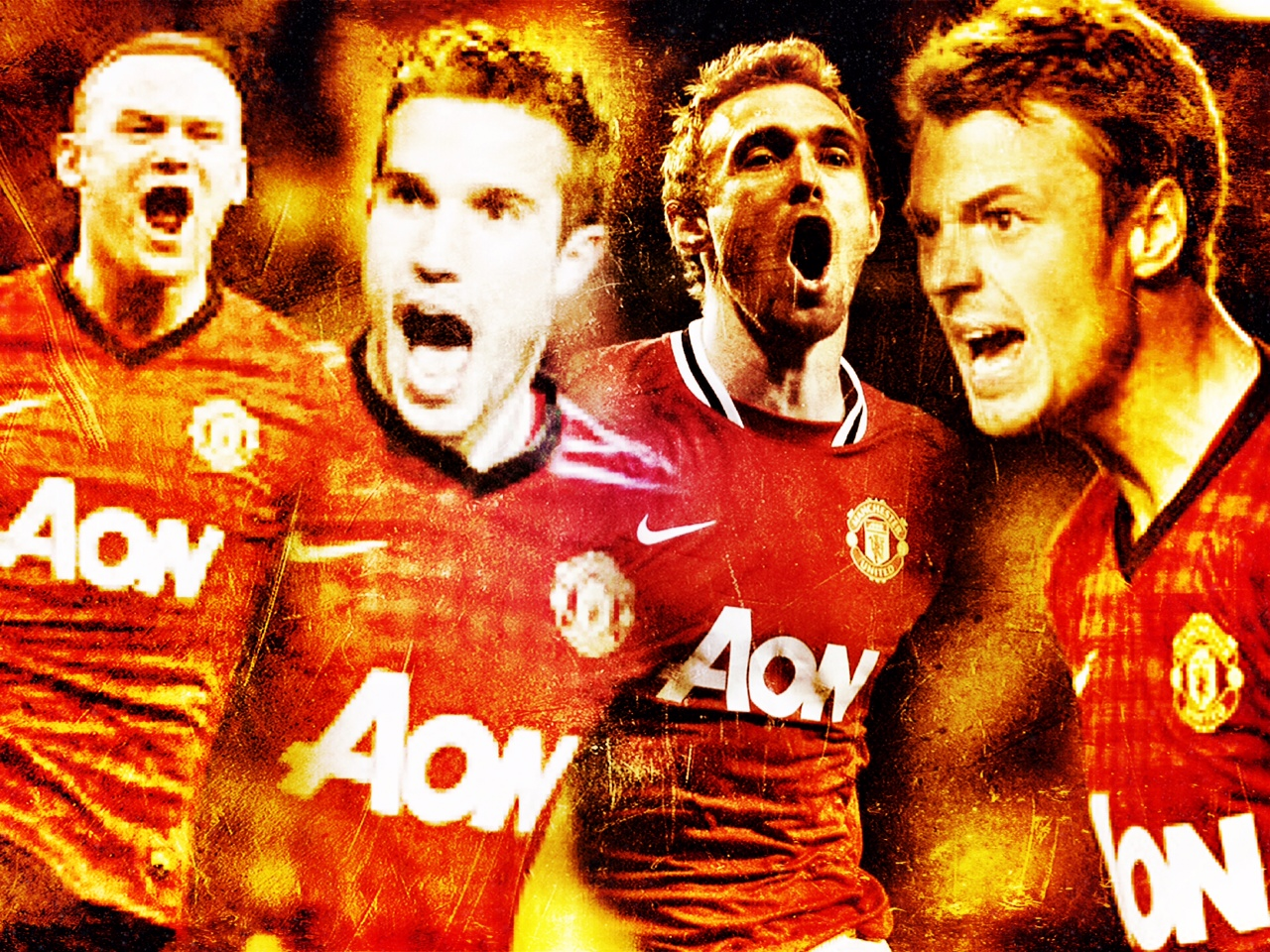 candidates for the man utd captaincy