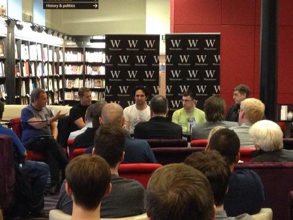 manchester football writing festival