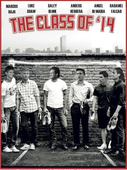 the class of 14 man utd
