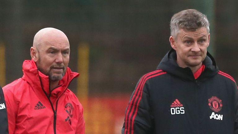 Mark Dempsey Joins Solskjaer S Manchester United Coaching Team Manchester United Blog